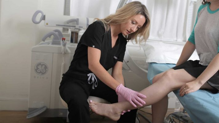 Spider veins make you feel self-conscious and cause symptoms like leg heaviness and discomfort. Learn more about treatment from a vein doctor.