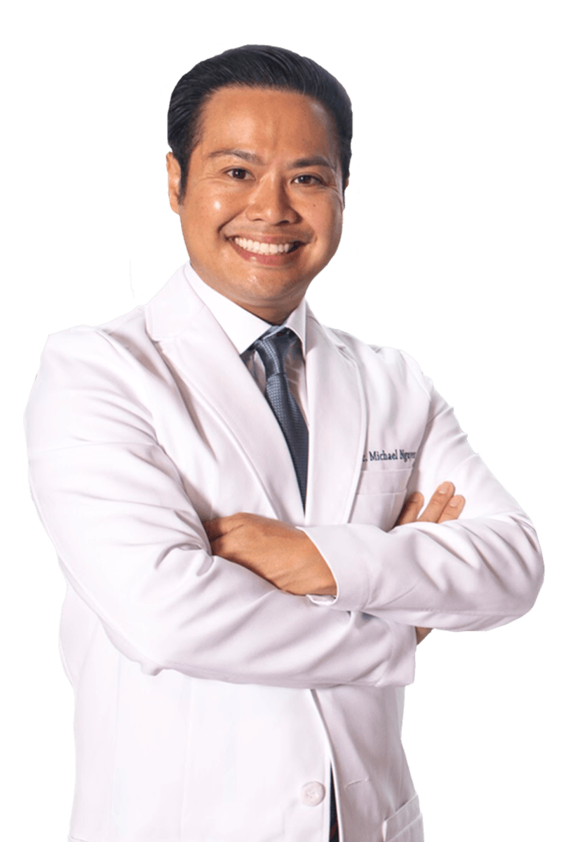 Dr. Michael Nguyen intro - Vein Treatment Clinic