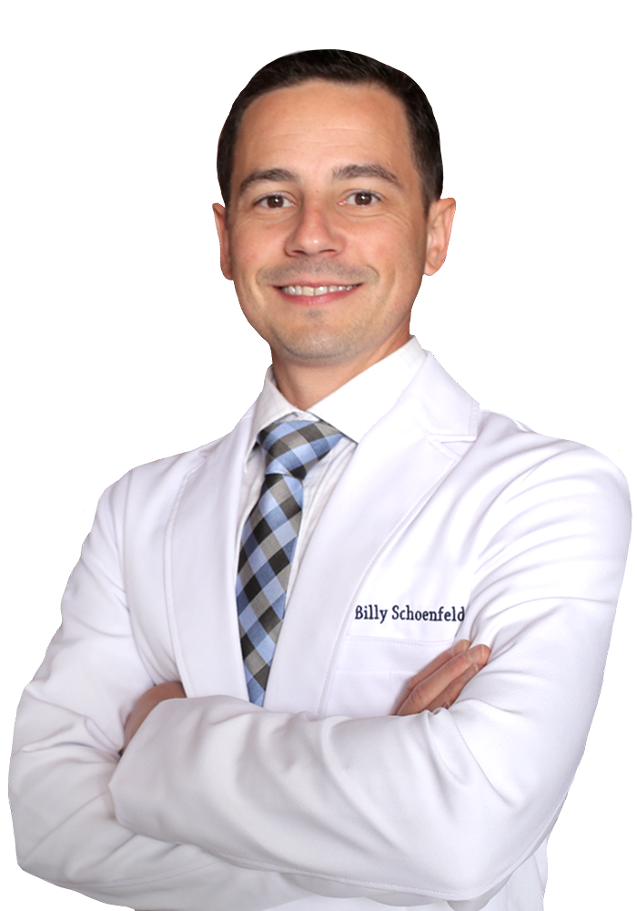 Dr. Billy Schoenfeld