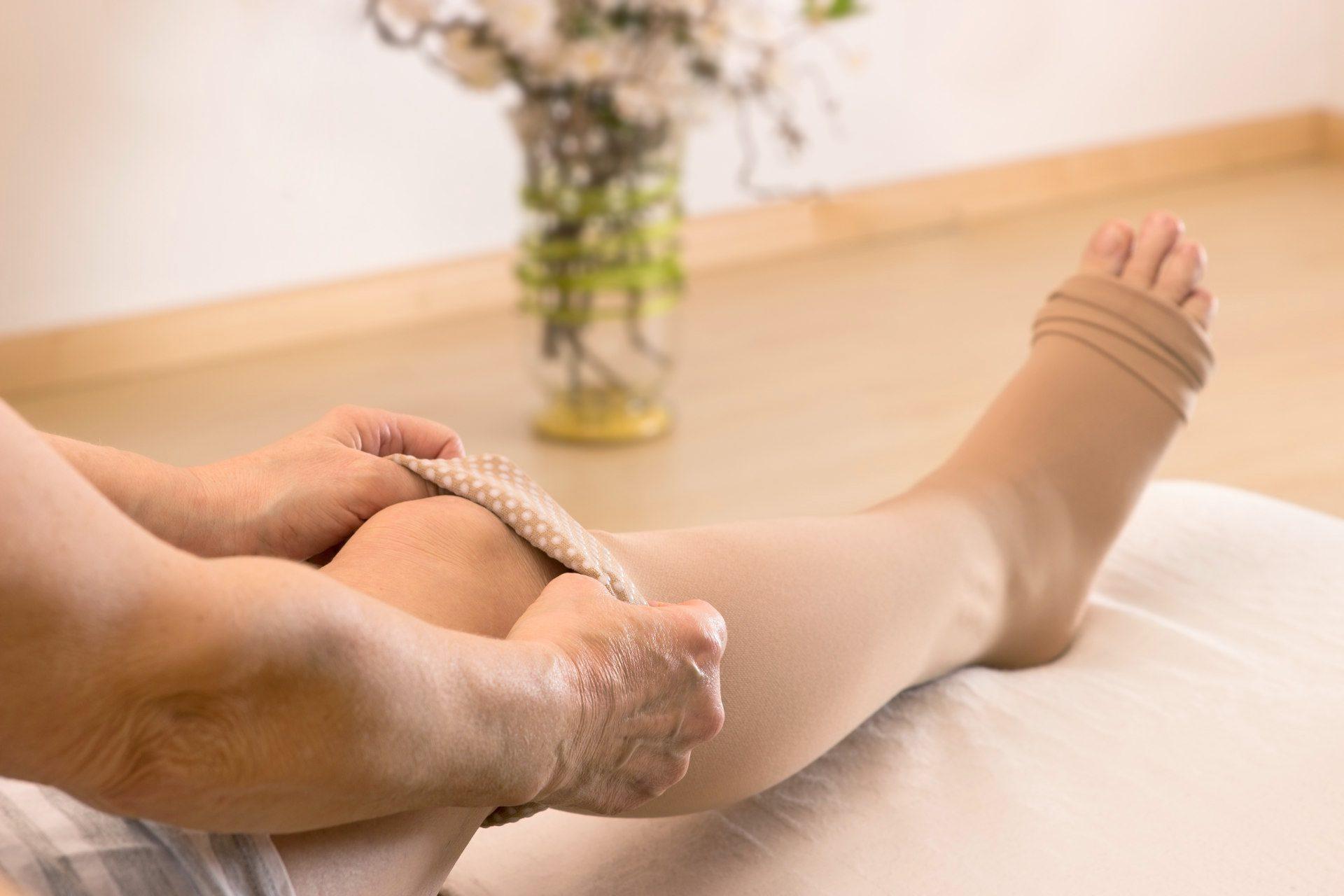 Compression socks for varicose veins - Ted Hose