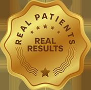 Real Patient Badge