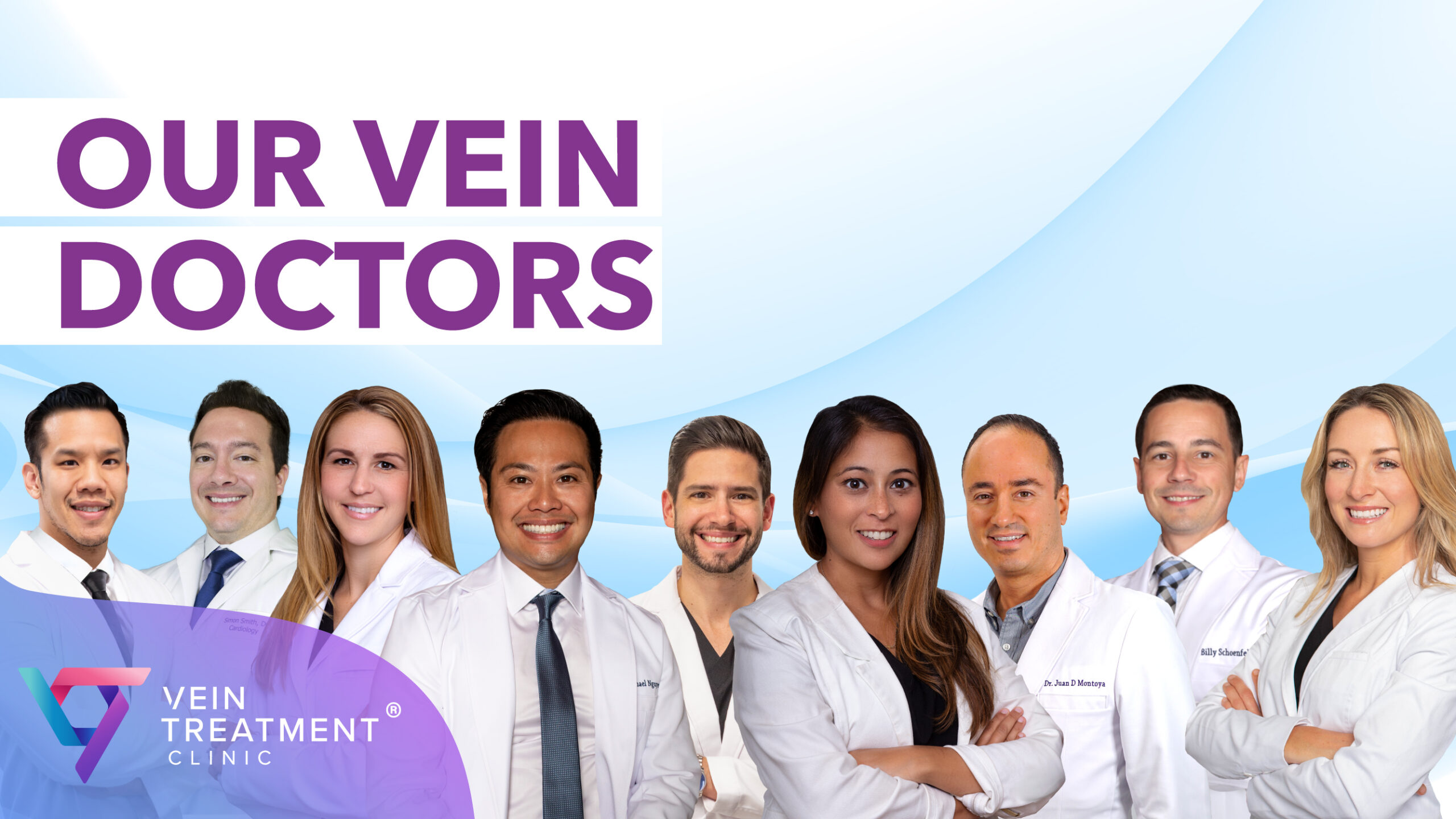 Vein Doctors in New York, Long Island, New Jersey, California and Texas