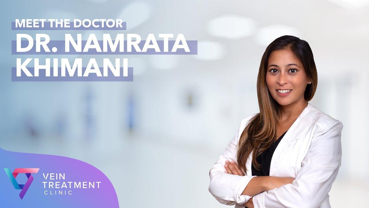 Dr. Khimani, Vein Specialist New York