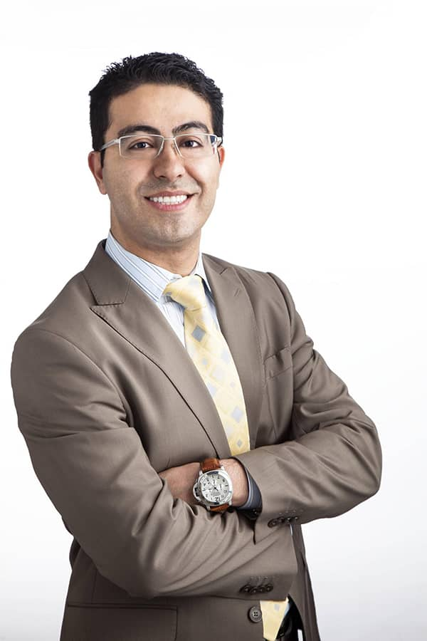 Dr. Kamran Saraf
